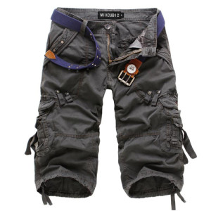 dark cheap cargo shorts