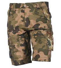 Why Are Cargo Shorts For Men Ideal? | Camo Shorts