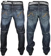 Mens Jeans With Designs - Xtellar Jeans