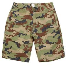 about plus camo shorts