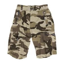 beach camo shorts