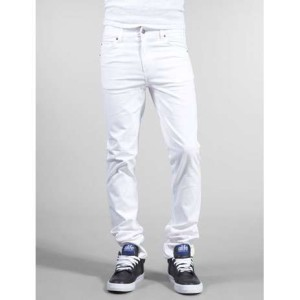 cheap mens white skinny jeans