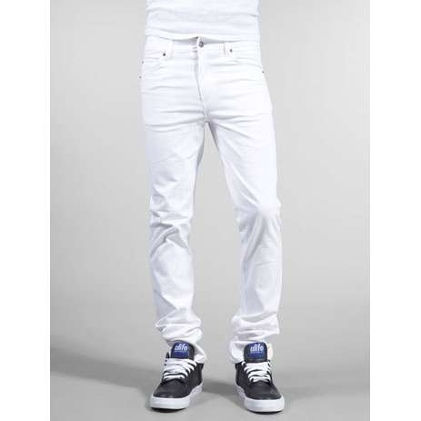 Skinny Jeans For Men White