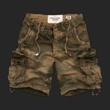 classic camo shorts