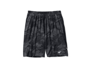 collecting camo shorts