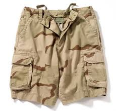 cool desert camo shorts