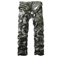 cool military camouflage pants for men