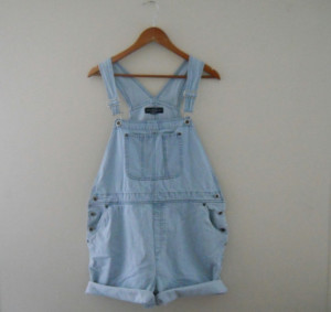 cute denim overall shorts for women