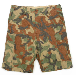 cycle camo shorts