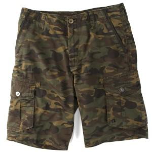 deluxe camo shorts