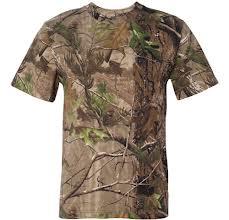 designed camouflage t shirts