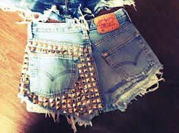 fashioned high waisted shorts