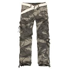 fatigue camouflage womens pants