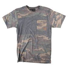 invert camouflage t shirts
