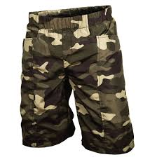 kid size camo shorts
