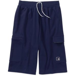 navy wrangler hero cargo shorts