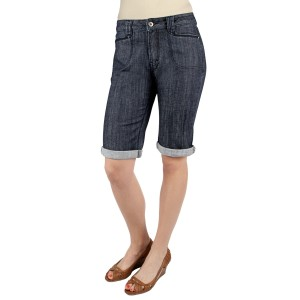 simple bermuda shorts for women