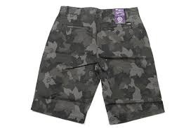 sizeable camo shorts