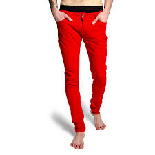 trademark red mens jeans