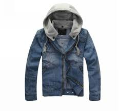 vintage cheap jean jackets for men