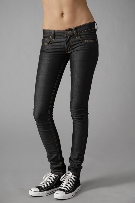 All About Skinny Jeans