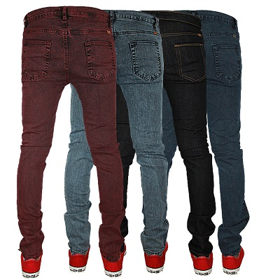 Discover Super Skinny Jeans For Men