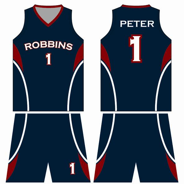 Variations Of Basketball Uniforms