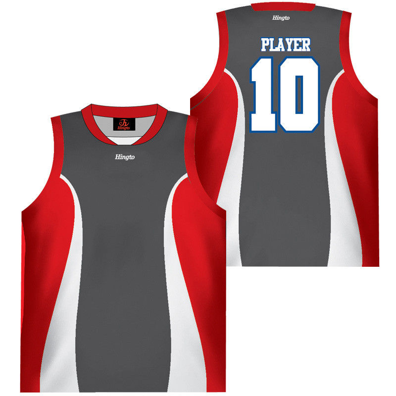 Team Basketball Uniform 104
