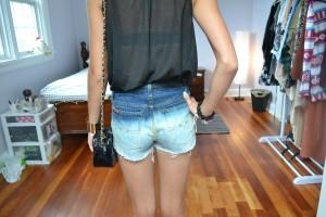sexy high waist denim shorts reviews